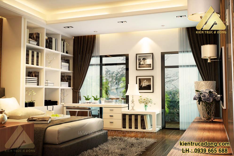 Top 5 mẫu nội thất chung cư đẹp nhất hiện nay