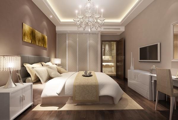 Phòng ngủ hợp phong thủy cho tuổi 1971 Tân Hợi