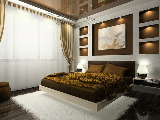 Phòng ngủ hợp phong thủy cho tuổi 1960 Canh Tý