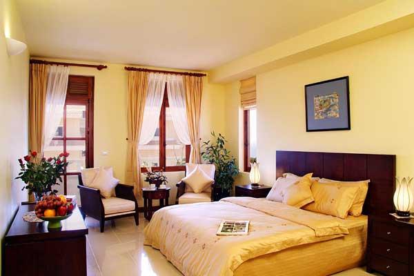 Phòng ngủ hợp phong thủy cho tuổi 1966 Bính Ngọ