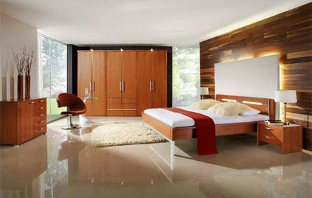 Phòng ngủ hợp phong thủy cho tuổi 1974 Giáp Dần