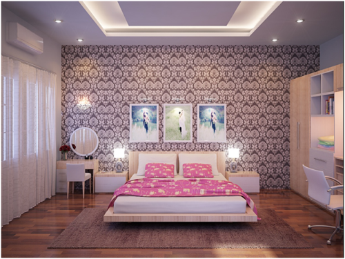 Phòng ngủ hợp phong thủy cho tuổi 1981 Tân Dậu