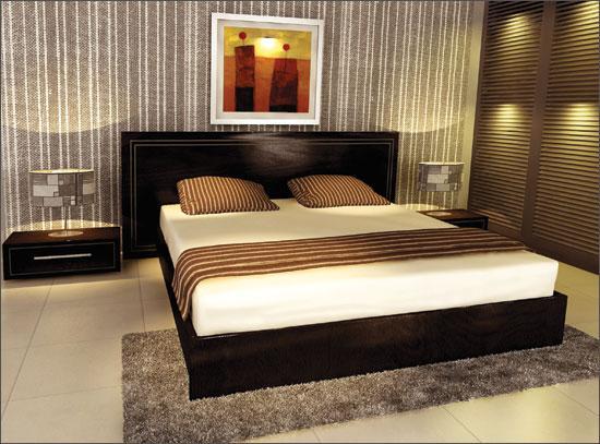 Phòng ngủ hợp phong thủy cho tuổi 1990 Canh Ngọ