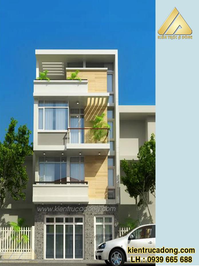 Top 5 mẫu thiết kế nhà phố 3 tầng đẹp ngất ngây