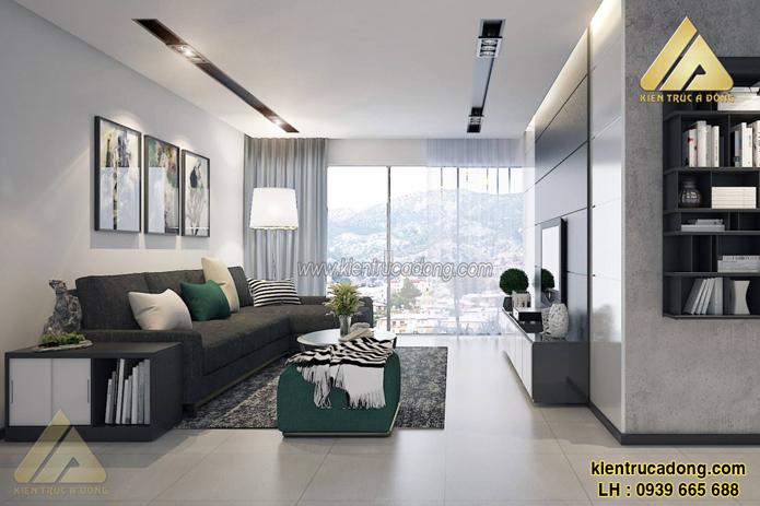 """Xu hướng thiết kế nội thất chung cư đang """"gây bão"""" 2016"""
