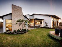 Mẫu biệt thự nhà vườn 1 tầng đẹp hòa hợp với thiên nhiên