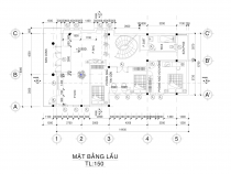 [Hỏi xin] Download file cad biệt thự 2 tầng