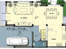 [Hỏi xin] File Autocad biệt thự 3 tầng đầy đủ chi tiết