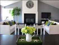 5 cách phối màu sơn tường nhà đẹp cho nội thất