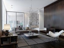 15 mẫu nội thất phòng khách đẹp hiện đại nhất thế giới