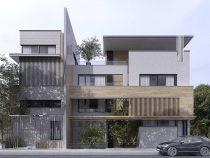 Xu hướng mới với biệt thự mini 4 tầng hiện đại