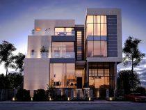 Độc đáo với mẫu nhà biệt thự 4 tầng đẹp nhất Việt Nam