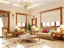 TOP 50 mẫu nội thất cổ điển đẹp nhất thế giới