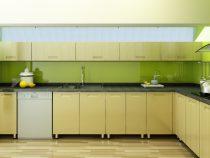 Tổng hợp các mẫu tủ bếp chữ L phong cách hiện đại