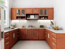 Tuyển tập các mẫu thiết kế tủ bếp chữ U sang trọng