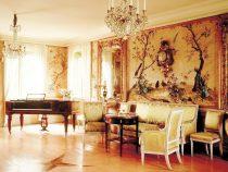 Ngắm các mẫu nội thất phong cách cổ điển Châu Âu cực đẹp