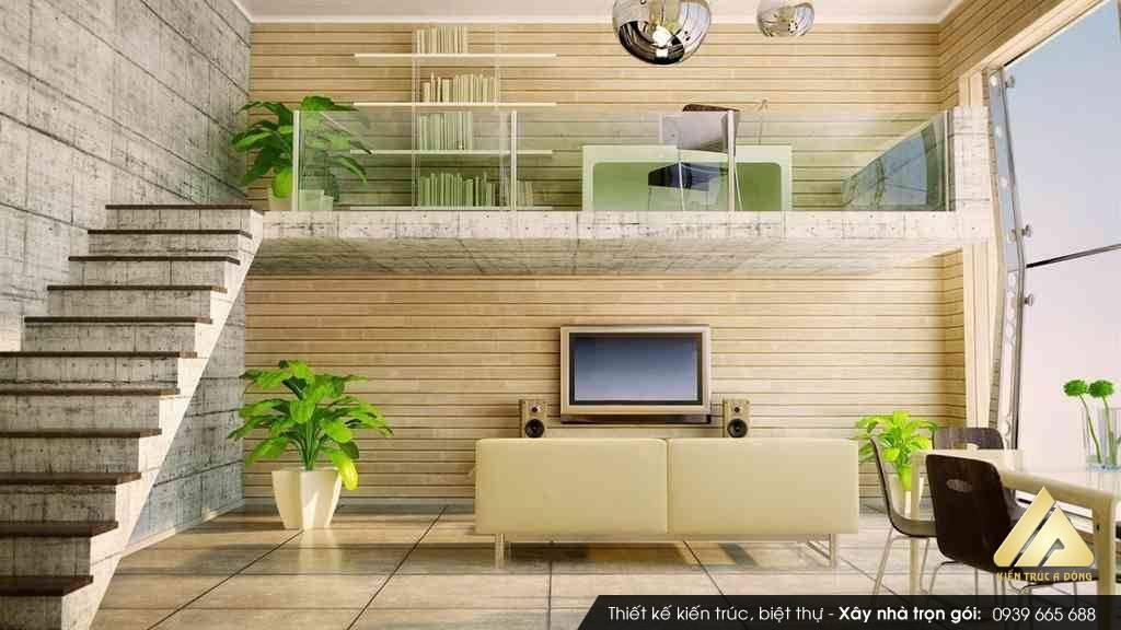 Mẫu nhà biệt thự 3 tầng đẹp, đẳng cấp tại Thái Nguyên
