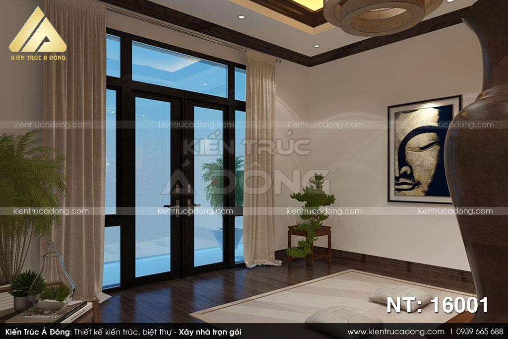 Mẫu thiết kế biệt thự cổ điển 3 tầng tại Bắc Ninh