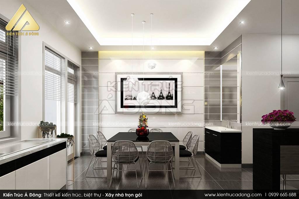 Mẫu thiết kế biệt thự 2,5 tầng đẹp tại TP Hồ Chí Minh