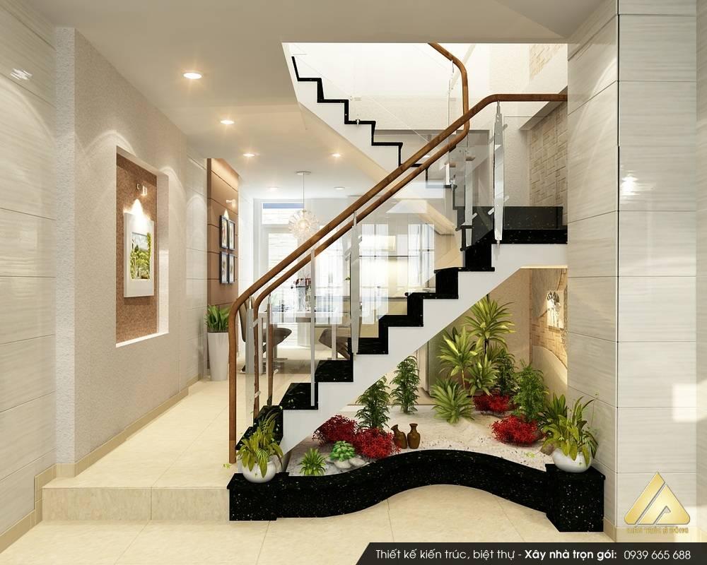 Thiết kế và thi công nội thất nhà ống đẹp