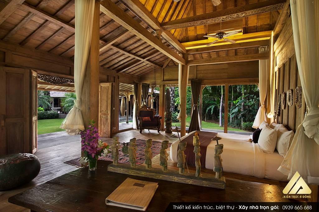 Mẫu nội thất biệt thự đẹp, sang trọng ở Hà Nội