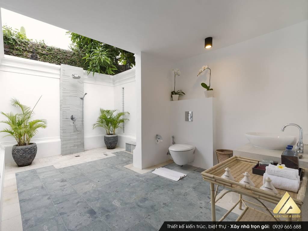 Thiết kế nội thất biệt thự đẹp, sang trọng