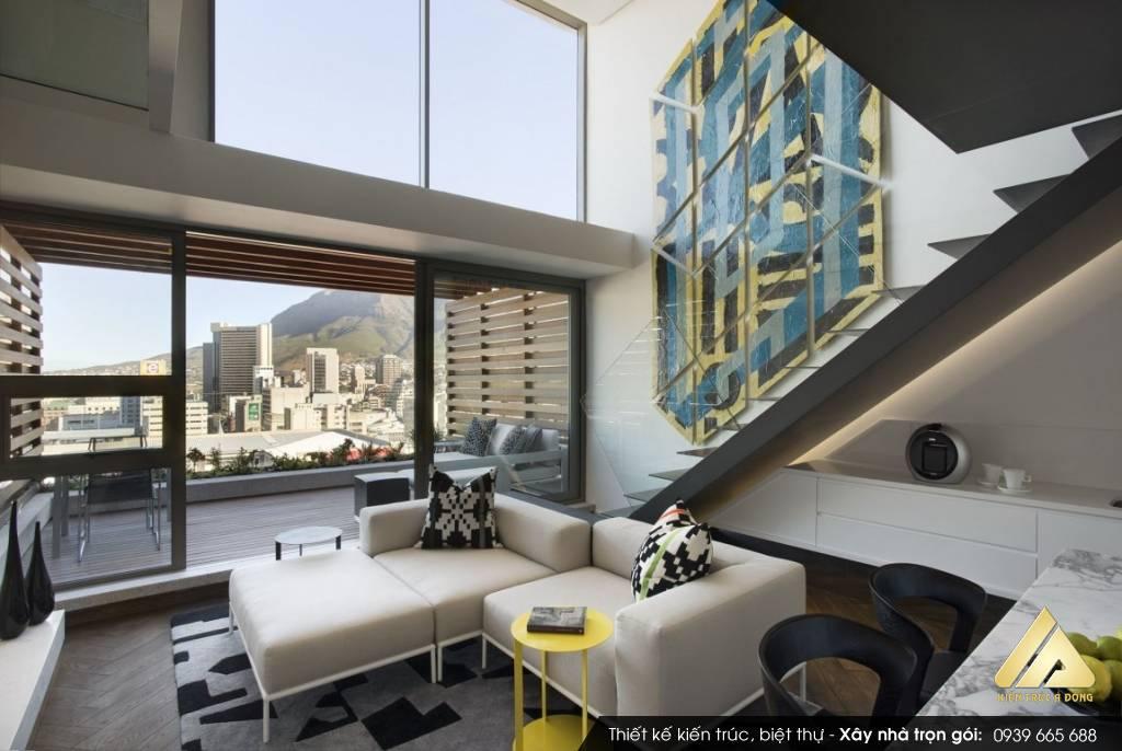 Mẫu nội thất chung cư đẹp và sang trọng