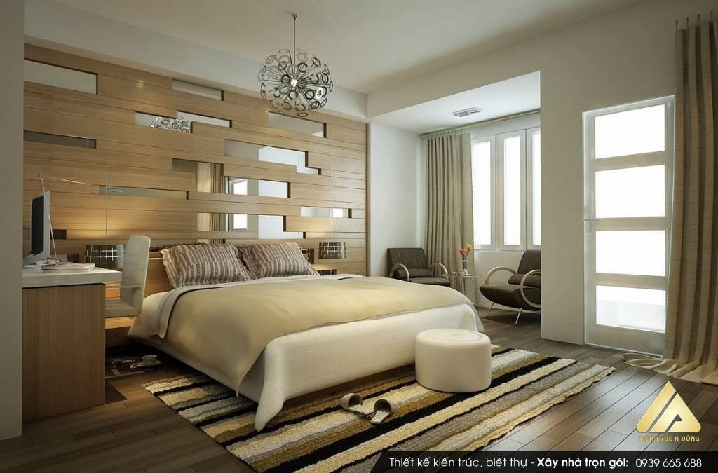 Một số mẫu thiết kế nội thất đẹp phong cách hiện đại