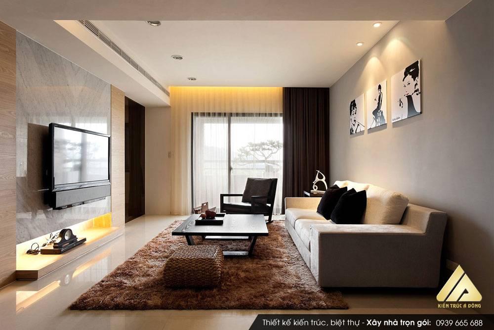 Mẫu thiết kế nội thất biệt thự sang trọng, đẹp