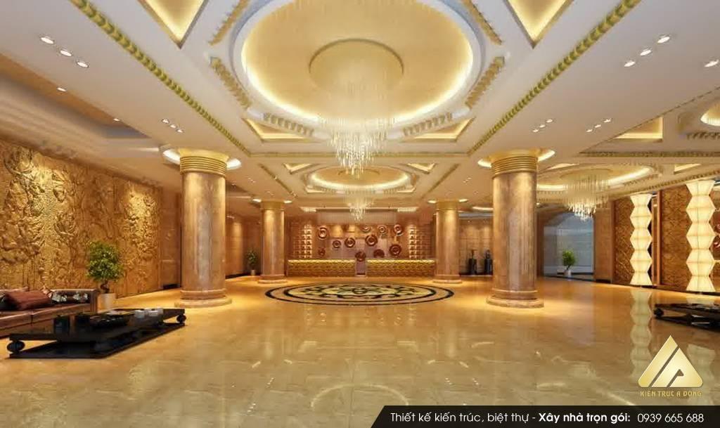 Thiết kế nội thất khách sạn đẹp Mường Thanh ở Nha Trang