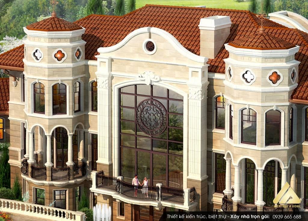 Thiết kế tòa nhà văn phòng công ty Tân Phát