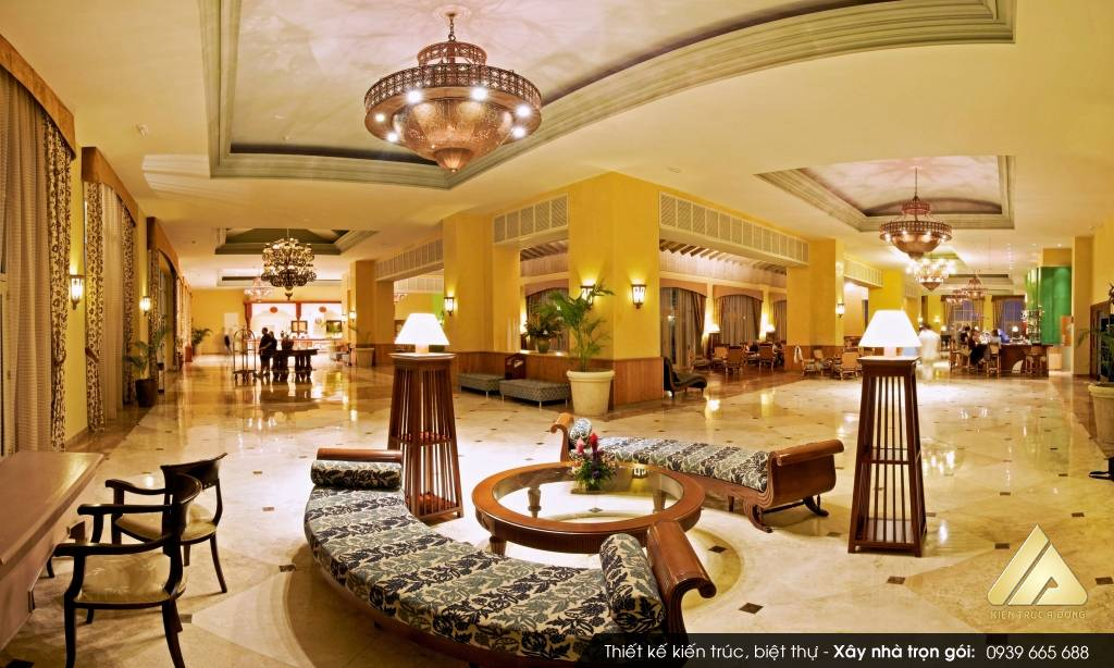 Nội thất khách sạn 3 sao - khách sạn Nam Đế ở Hà Nội