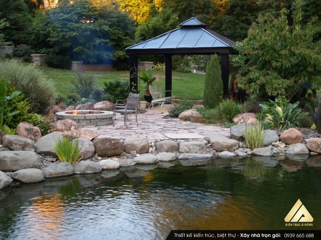 Phong thủy sân vườn cho ngôi nhà của bạn