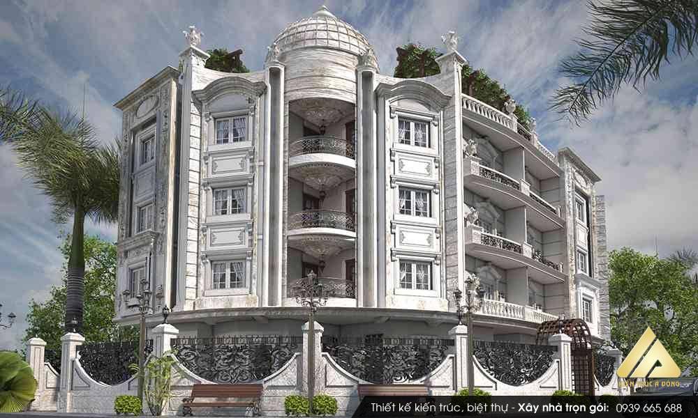 Công ty thiết kế nhà tại Vĩnh Phúc