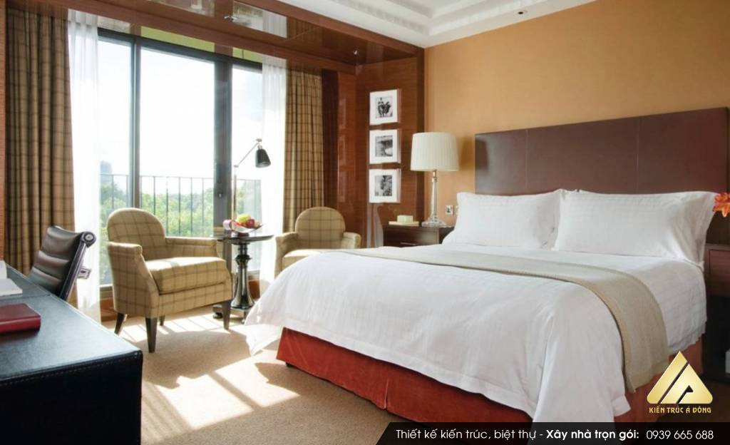 Mẫu thiết kế khách sạn 4 sao Moving Hotel ở Đà Nẵng