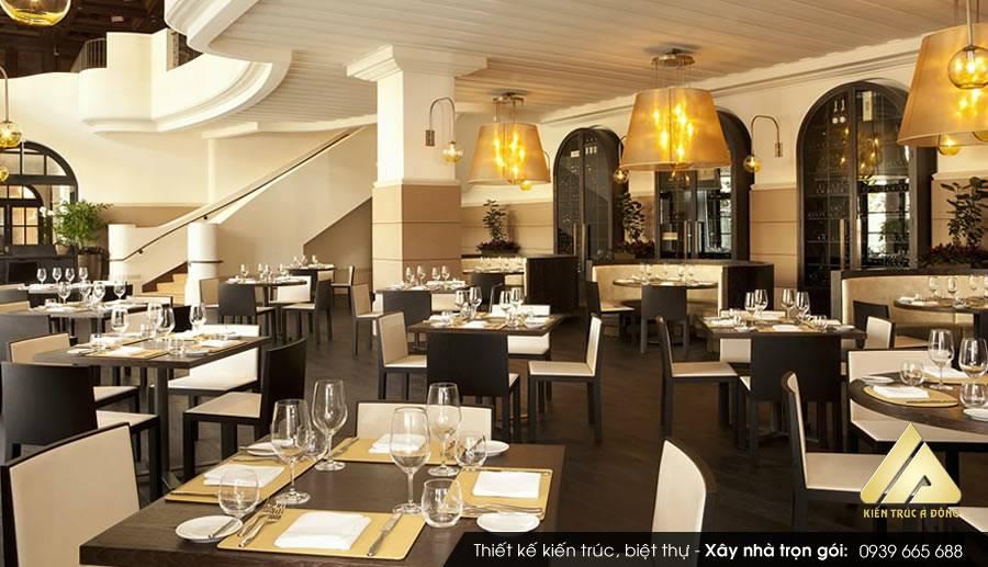 Mẫu thiết kế nhà hàng đẹp - nhà hàng lẩu nướng không khói Nhật Bản
