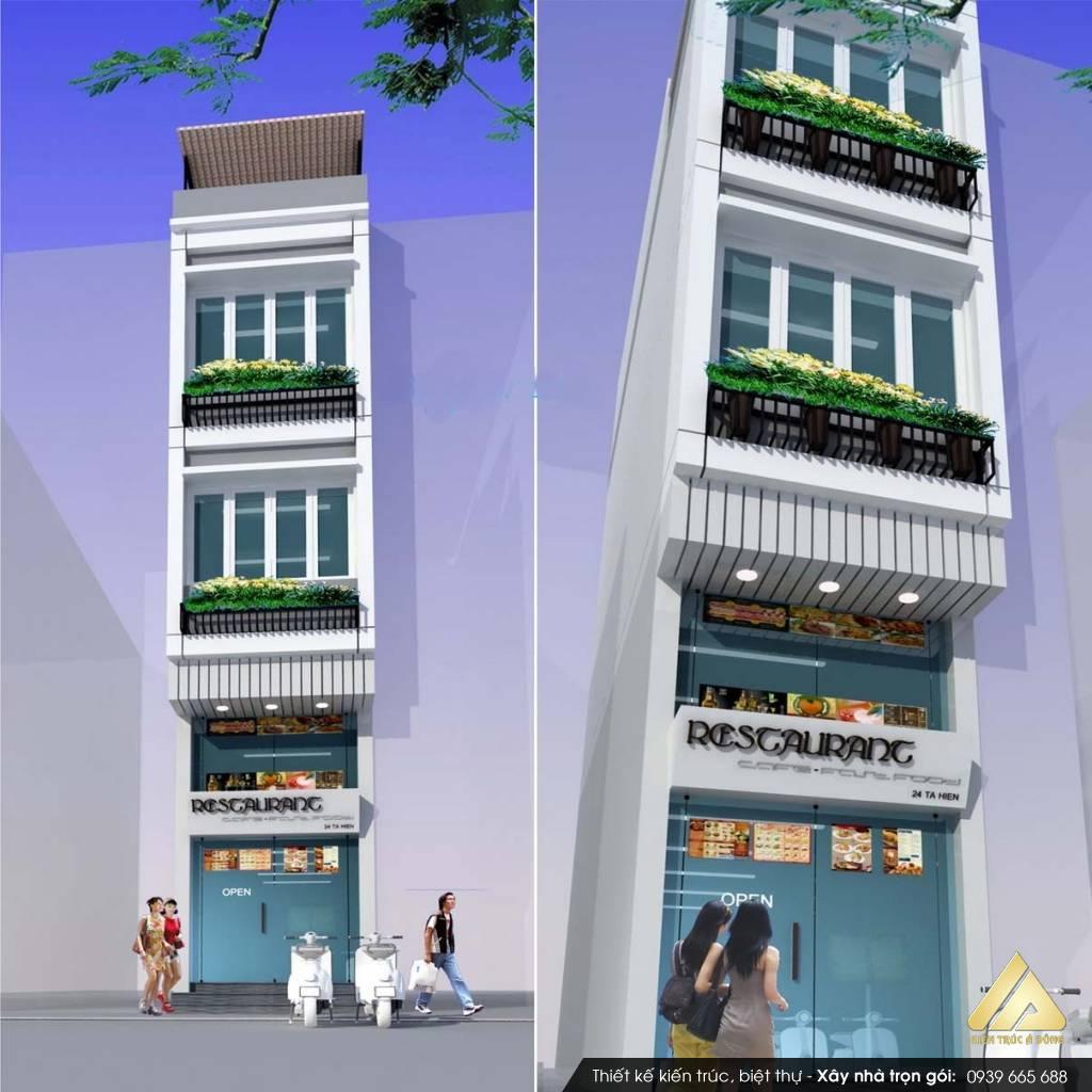 Chiêm ngưỡng 1000 mẫu nhà phố hiện đại tuyệt đẹp