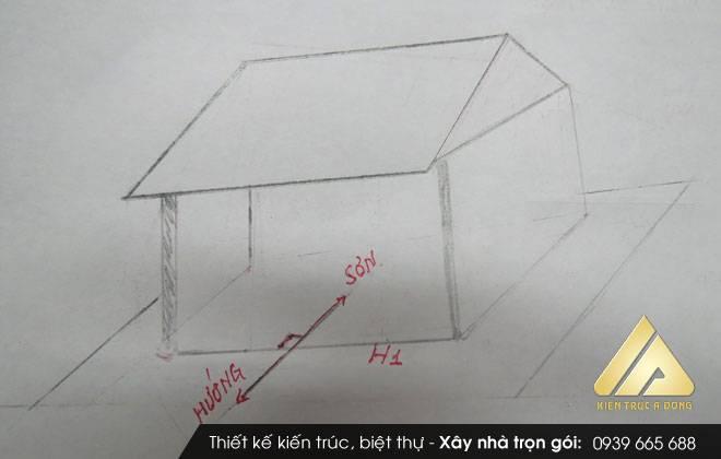 Cách xác định hướng xây nhà ở theo phong thủy