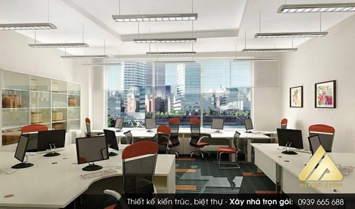 Khu văn phòng