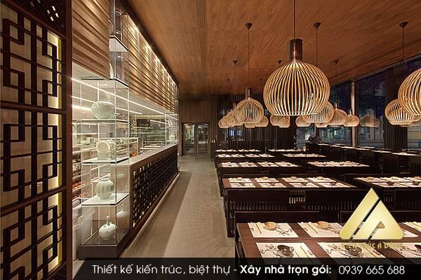 Thiết kế nhà hàng Hàn Quốc