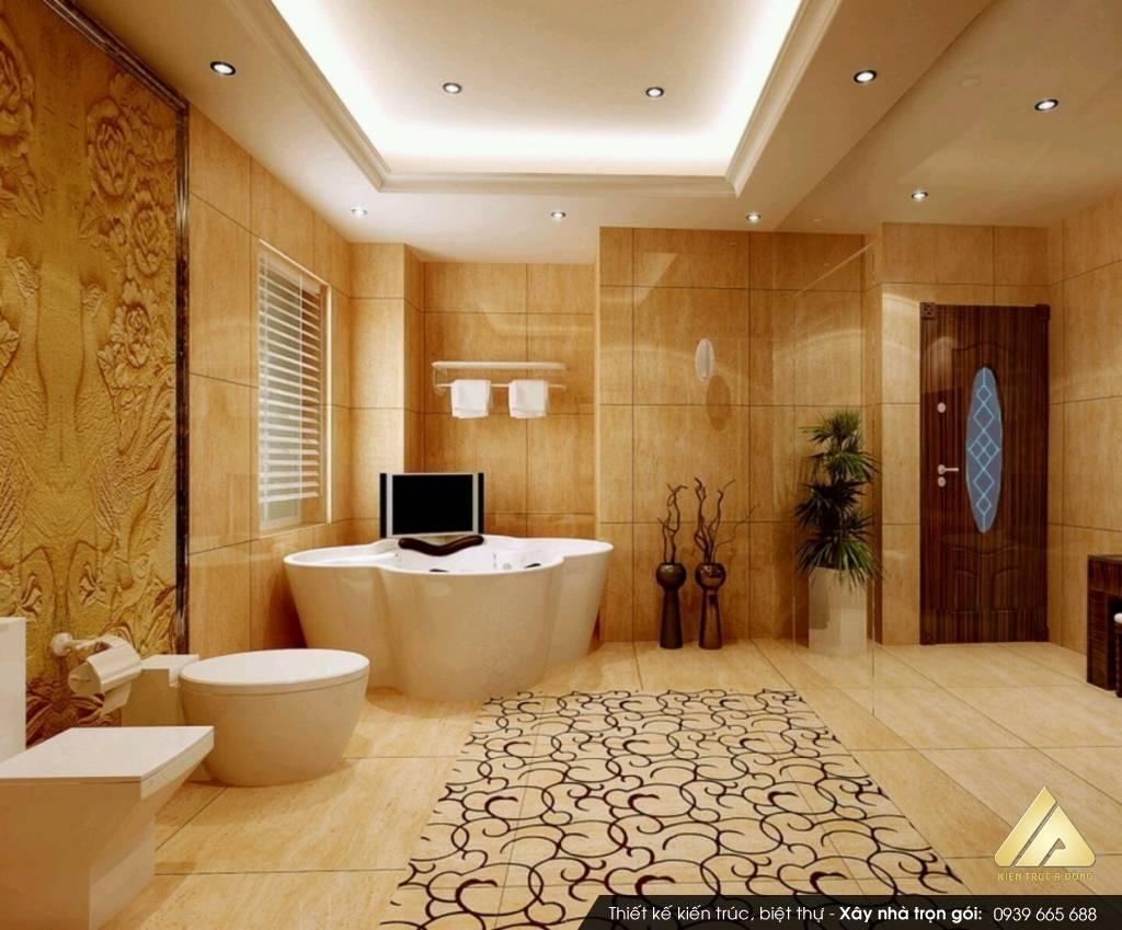 Mẫu nội thất phòng tắm