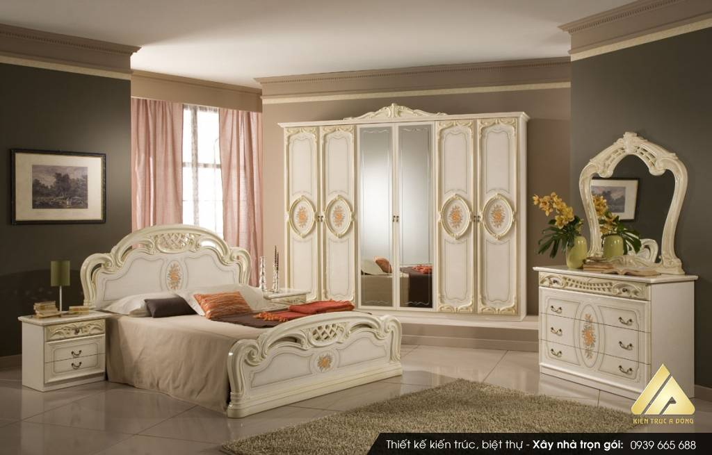 Phong thủy giường ngủ