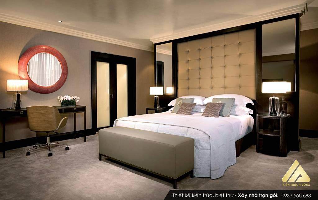 Xu hướng thiết kế phòng ngủ