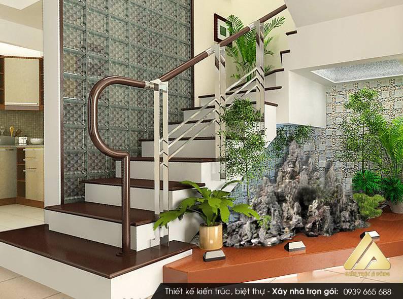 Phong thủy cầu thang