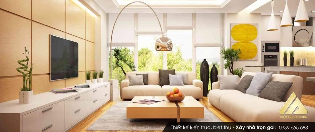 Mẫu nội thất chung cư