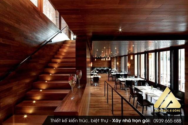 Phong thủy quán ăn