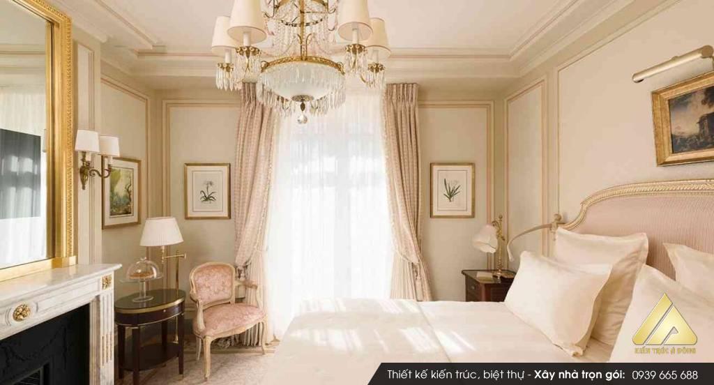 Mẫu nội thất khách sạn