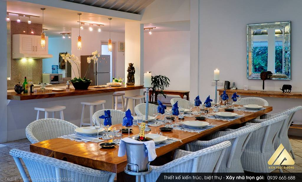 Phong thủy nhà ăn
