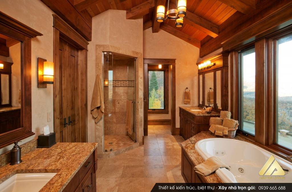 Phong thủy nhà tắm