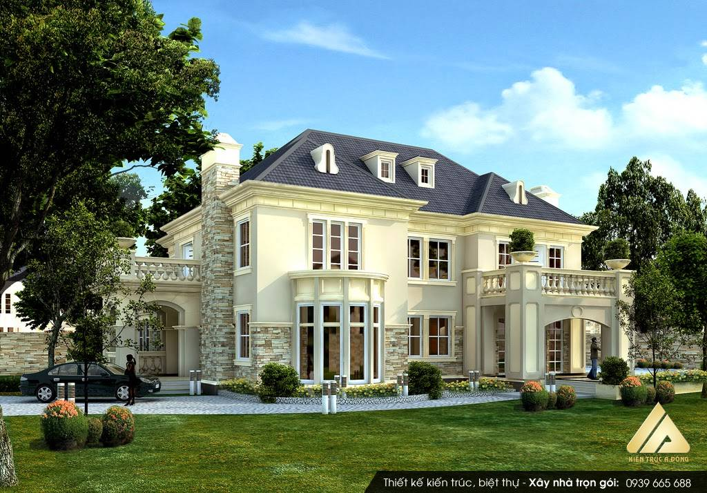 Phong thủy xây nhà